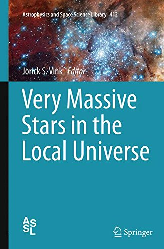 Very Massive Stars in the Local Universe (Astrophysics and Space Science Library)