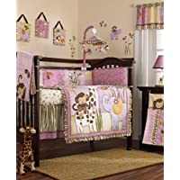 Jacana 6 Piece Baby Crib Bedding Set by Cocalo by Cocalo