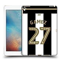 オフィシャルNewcastle United FC NUFC Gamez 2016/17 プレイヤーズ・ホームキット1 iPad Pro 9.7 (2016) 専用ハードバックケース