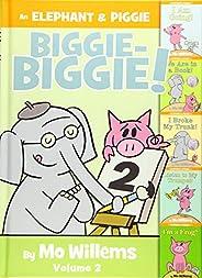 An Elephant & Piggie Biggie-Biggie!, Volu
