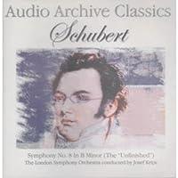 Schubert: Symphony No.8 in Bm