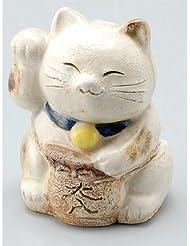 香炉 飾り香炉(招き猫) [H7cm] HANDMADE プレゼント ギフト 和食器 かわいい インテリア