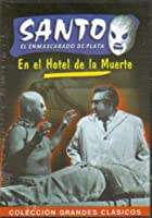 Santo En Hotel De La Muerte (English, French subtitles)