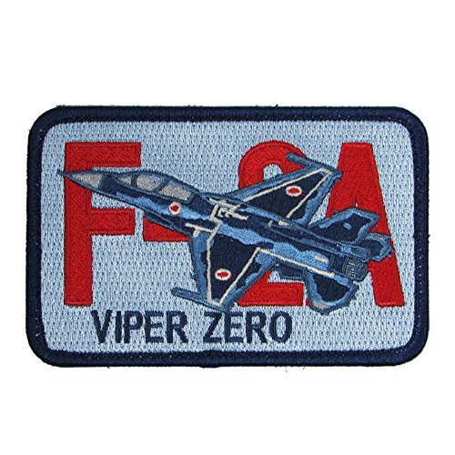 [해외]자위대 상품 문장 F-2A Velcro있는/Self Defense Force goods patch F-2A Velcro