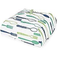 折りたたみ式 フードカバー 洗える 食卓カバー コンパクト 簡単収納 保温 埃や虫よけ