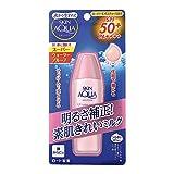 スキンアクア スーパーモイスチャーミルク ピンク 40ml [SPF50+/PA++++]