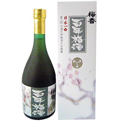 明利酒類 梅香 百年梅酒 瓶 720ml