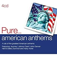 Pure... American Anthems (4Cd)