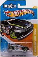 2011 Hot Wheels '11 Ken Block Ford Fiesta Black #40/244