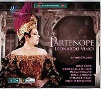 レオナルト・ヴィンチ:歌劇「パルテノペ」