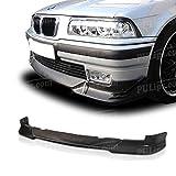 PULips bme3692mtfad–MTスタイルフロントバンパーリップfor BMW e361992–1998