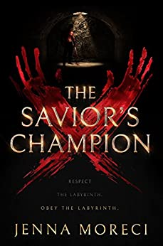 The Savior's Champion (The Savior's Series Book 1) by [Moreci, Jenna]