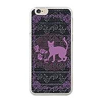 CaseMarket 【ポリカ型】 apple アイフォン6s (4.7inch) iPhone6s ポリカーボネート素材 ハードケース [ ミステリアス キャット ]