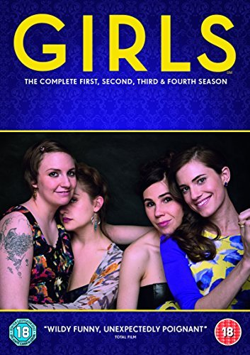 Girls - Season 1-4 [DVD] [2016] by Lena Dunham