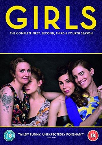 Girls - Season 1-4 [DVD] [2016] by Lena Dunham