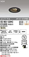 オーデリック 店舗・施設用照明 テクニカルライト ダウンライト【XD 603 122HC】XD603122HC