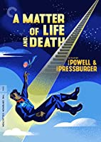 A Matter of Life and Death (aka Stairway to Heaven) (Criterion Collection) [DVD]