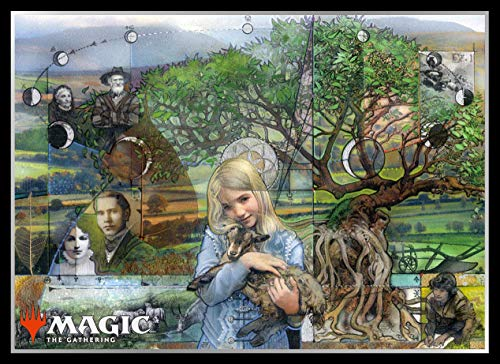 マジック:ザ・ギャザリング プレイヤーズカードスリーブ 《末裔の道》 (MTGS-051)
