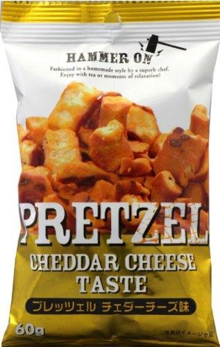 スイートボックス プレッツェル チェダーチーズ味 60g×10個