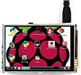 Raspberry Pi2 / Pi3用タッチスクリーンTFTモニタセット(3.5インチ)