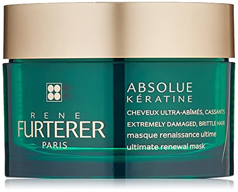 肌寒い素晴らしきおかしいルネフルトレール Absolue Keratine Ultimate Renewal Mask 200ml