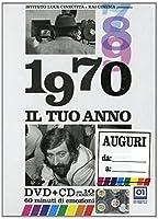 Il Tuo Anno - 1970 (Dvd+Cd) [Italian Edition]