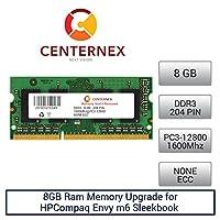 8GB RAMメモリfor HPCompaq Envy m6Sleekbook (第4世代インテルCore) TouchSmart (ddr312800) ノートPCメモリアップグレードby US Seller