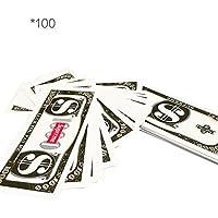 RaiFu 電動 お金の玩具 ノベルティキャッシュ シューター 大人 おもちゃ 玩具 スパイアガン銀行券ツール 100