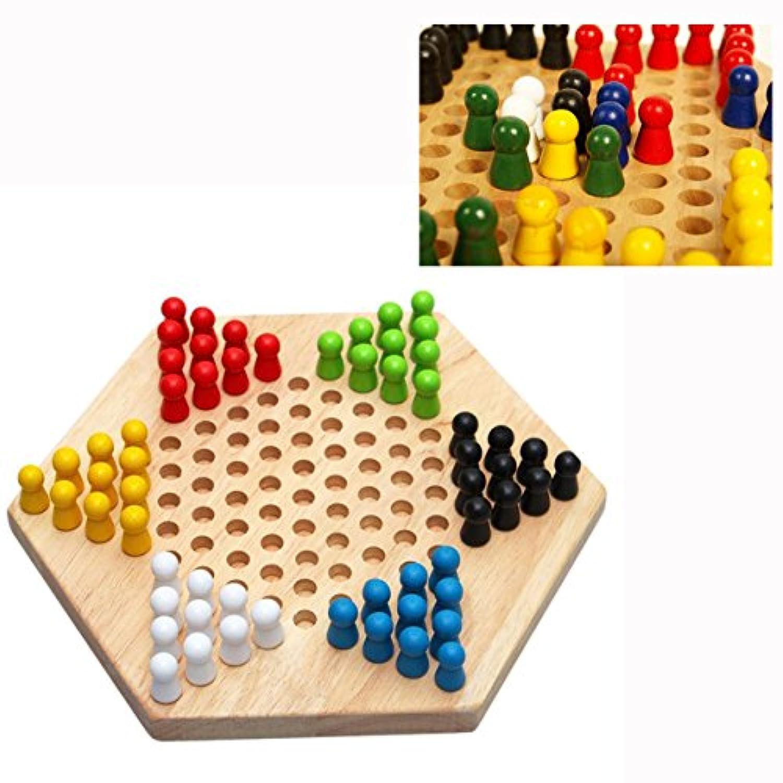 Itianおもちゃ ダイヤモンドゲーム 頭脳トレーニング ボードゲーム 家族パーティー用ゲーム