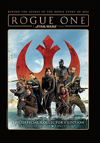 Rogue One: A Star Wars Story The Official Collector's Edition (Heroes cover)の詳細を見る