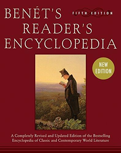 Download Benet's Reader's Encyclopedia 5e: Fifth Edition 0060890169