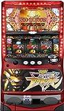 【中古】パチスロ実機 SANKYO パチスロ創聖のアクエリオン 【スロット標準セット】コインがあればすぐに遊べる