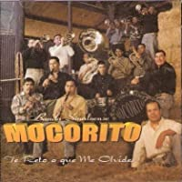 banda sinaloense - Banda Sinaloense Mocorito Te Reto a Que Me Olvides (1 CD)
