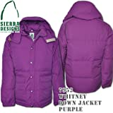 Whitney Down Jacket 7952: Purple