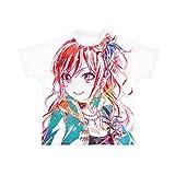 BanG Dream! ガールズバンドパーティ! 今井リサ Roselia Ani-Art フルグラフィックTシャツ ユニセックス Mサイズ