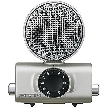 ZOOM ズーム ポータブルレコーダーマイク H6/H5/Q8用MSマイクカプセル MSH-6