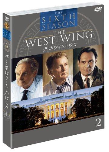 ザ・ホワイトハウス 6thシーズン 後半セット(12〜22話・3枚組) [DVD]
