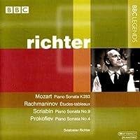 Mozart: Piano Sonata No. 5, K. 283 / Rachmaninov: Etudes-tableaux / Tchaikovsky: The Seasons / Scriabin: Piano Sonata No. 9 / Prokofiev: Piano Sonata No. 4 (2001-11-20)