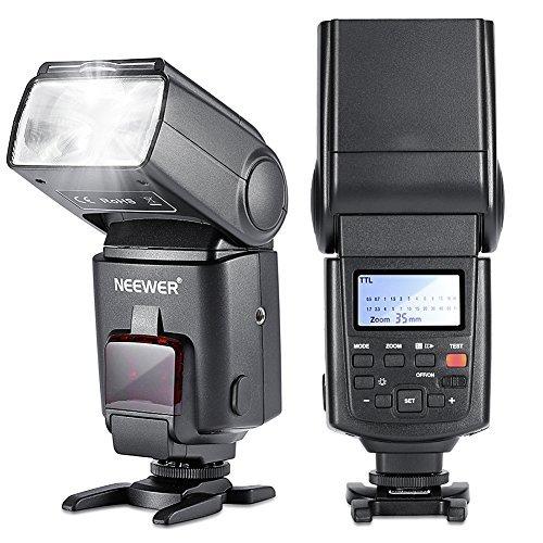 NEEWERNW680/TT680  E TTL スピードライト ストロボ・フラッシュ*ハイスピードシンクロ* Canon 5D Mark ...
