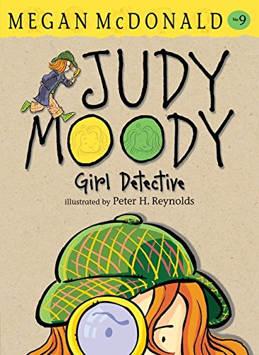 Judy Moody, Girl Detective (Judy Moody (Quality))