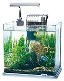 テトラ (Tetra) ラウンド グラスアクアリウム LEDライト付観賞魚飼育セット Rg-30LE