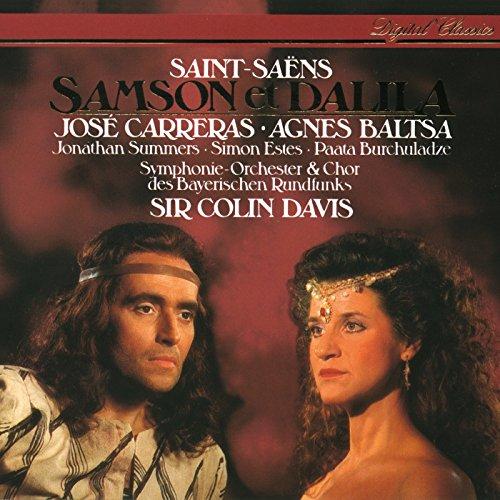 サン=サ―ンス:歌劇《サムソンとデリラ》
