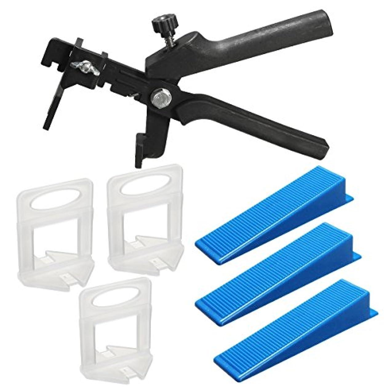若い特に信仰3 mm スターター基本タイルのレベリングエイドマウンティングエイドを敷設して設定します。