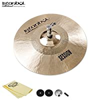 Istanbul JF-SS-HH14-KIT-1 Mehmet Cymbals Session High-Hat 14 with Cymbal Felts & Polish Cloth [並行輸入品]