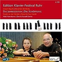 Creation & Seasons for Piano 4 Hands by DAVIES NAMEKAWA/RUSSELL (2010-05-11)