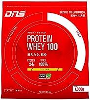 DNS プロテイン ホエイ100 レモン風味 1050g(約30回分) たんぱく質 筋トレ
