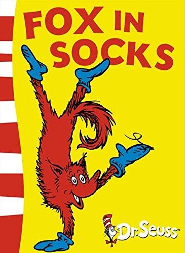 Fox in Socks (Dr. Seuss: Green Back Books)の詳細を見る