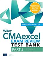 Wiley CMAexcel Learning System Exam Review 2020 Test Bank: Part 2, Strategic Financial Management