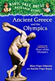 Ancient Greece and the Olympics: A Nonfiction Companion to Magic Tree House #16: Hour of the Olympics (Magic Tree House Fact Tracker)