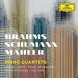 Mahler/Schumann/Brahms: Piano
